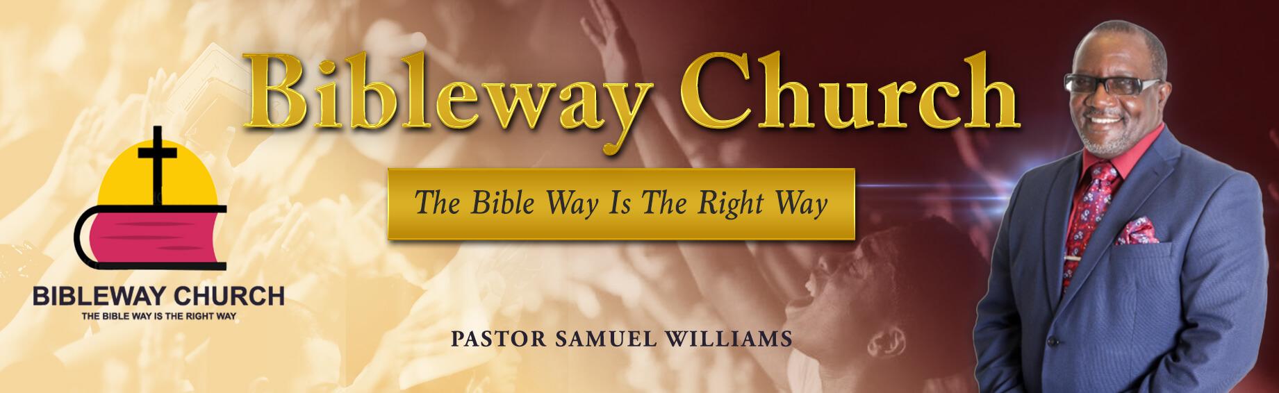 Bibleway Church Banner